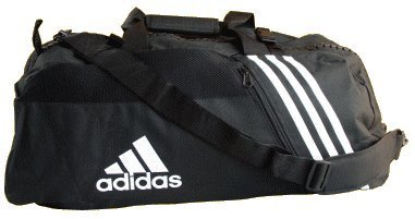 adidas neutral für alle Sportarten Tasche Sporttasche Kombitasche Rucksacktasche Sportrucksack L Large 07-adiNL Black schwarz weiß Sportssbag Bag Sportbag Rucksack Sporttaschen Taschen Trainingstasche
