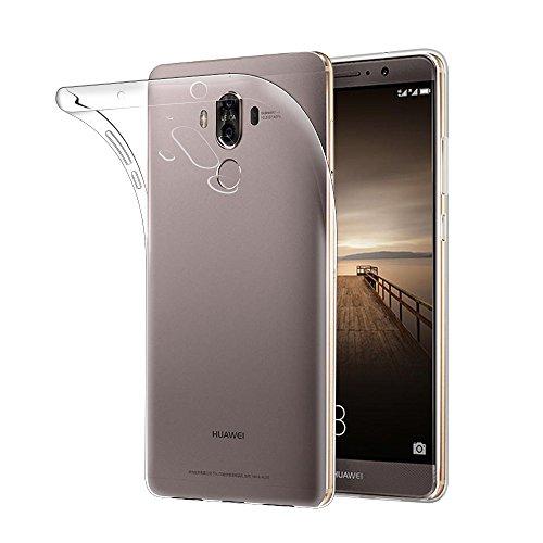 Crystal Clear Case for Huawei Mate 9