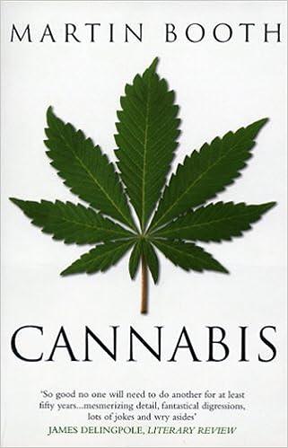 Book Cannabis: A History