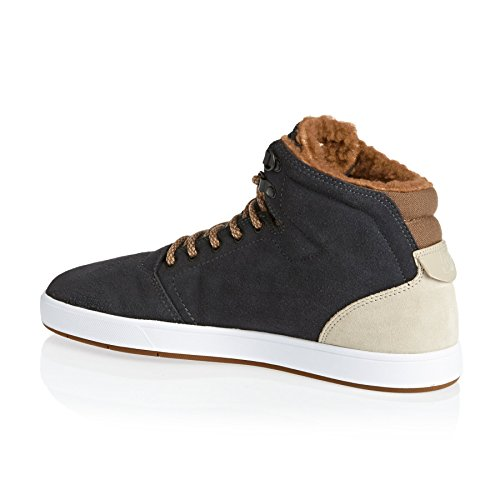 DC Shoes Crisis High Wnt - Zapatillas para niños gris