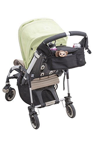 Quality Choices Universal Baby Stroller Organizer with Cup Holder and Two Hooks by Quality Choices (Image #1)