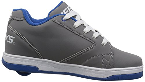 Heelys Heren Propel 2.0 Fashion Sneaker Grijs / Royal / Wit