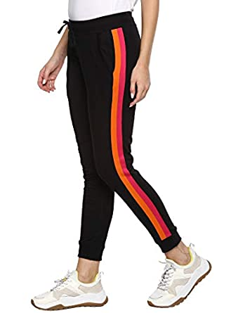 Alan Jones Clothing Women's Slim Fit Track Pant