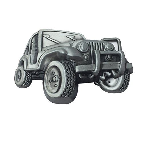 Jeep Belt Buckles - 3