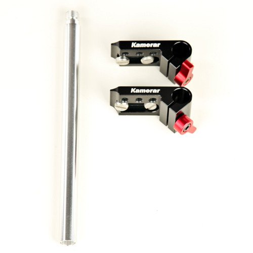 Authentic New Kamerar Pico Plate Combo for Attaching 1/4'' and 3/8'' Accessories