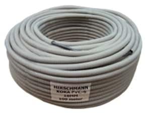 Koka6 100 dB cableon reel 100 m by Hirschmann