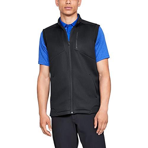Under Armour Men's Storm Daytona Vest, Black (001)/Black, X-Large