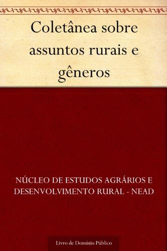 Coletânea sobre assuntos rurais e gêneros