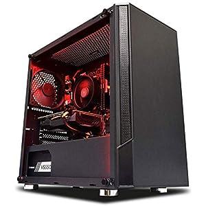 ADMI Gaming PC: Ryzen 2300X 4.0Ghz / RX570 8GB / 8GB 2400MHz / 240GB SSD / 300MBPS Wifi/Windows 10