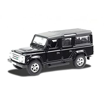 Land Rover - Maqueta de Coche Escala 1:32 (544006B): Amazon ...