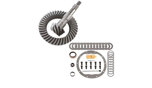 GM 8.5 10 BOLT 3.90 RING AND PINION /& MASTER BEARING INSTALLATION KIT