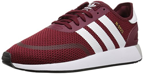 's Iniki Runner CLS, Collegiate Burgundy/White/Core Black, 8.5 M US (Collegiate Runner)