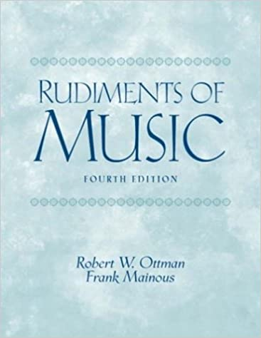 rudiments of music 4th edition