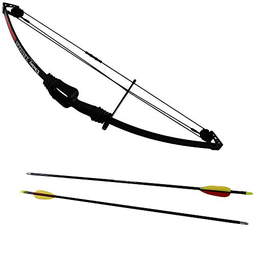 Gamo Daisy Youth Archery Compound Bow, Black, Left/Right Hand