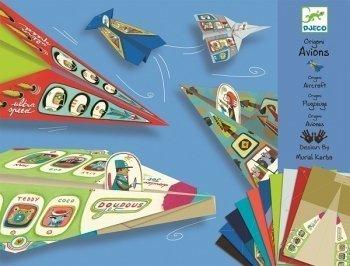 Plane Origami - 3