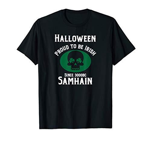 (Halloween proud to be Irish since 3000bc)
