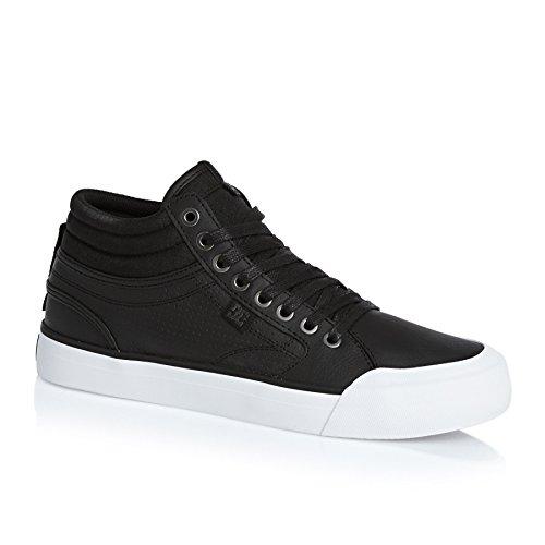 Hi Mujer Zapatillas Shoes Evan DC Negro Altas 6S8ax