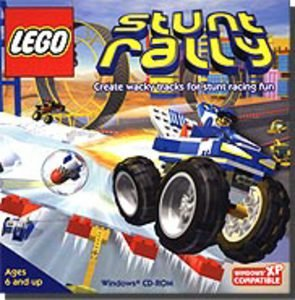 Lego Stunt Rally PC Windows CD Rom