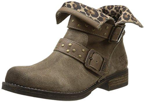 Cerises Beige Boots Ltc Temps Des Janis Le sand Femme wTqExvT0