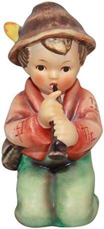 Hummel Figurine 214 H I Little Tooter