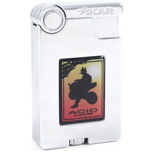 Xikar EXII ACID Windproof Candle Flame Lighter