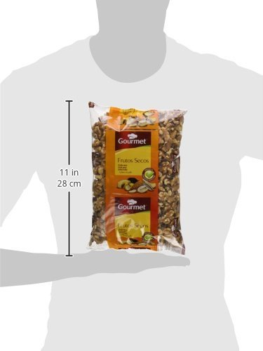 Gourmet Frutos Secos Nueces De Nogal Sin Cáscara - 750 g: Amazon.es: Amazon Pantry