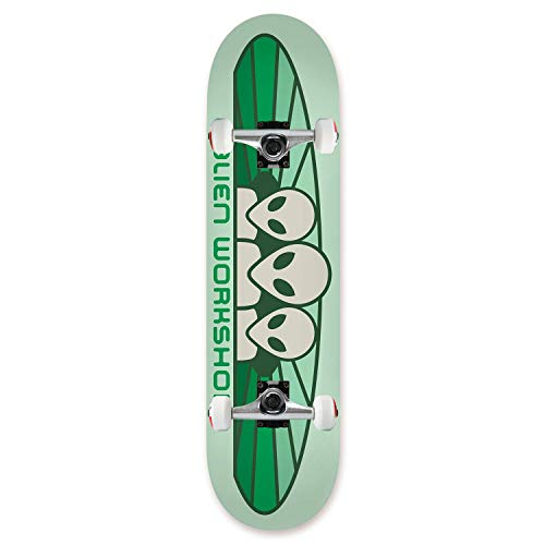 - Alien Workshop Skateboard Complete Spectrum Pastel 8.5