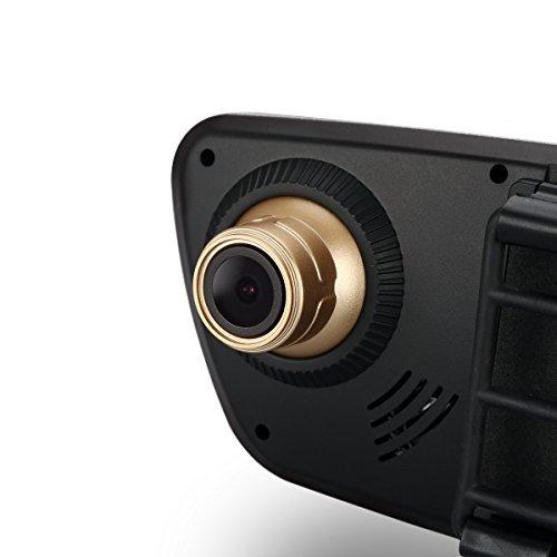 Dash Cam Z Edge Dual Lens Car Camera Car Video Recorder