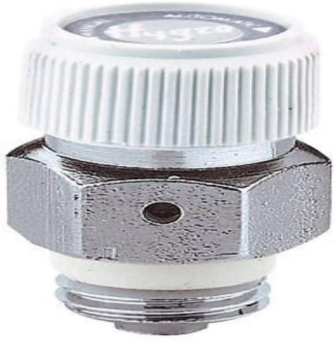 Caleffi 5080/ /Entl/üftungshahn Automatische higroscopico 5080/1//2/
