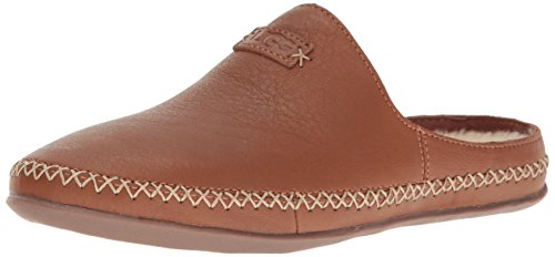 UGG Women's Tamara Slip On Slipper, Chestnut, 9 B US
