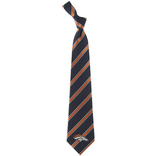 Eagles Wings NFL Polyester Woven Tie - Poly 1 Style
