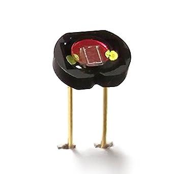 Silicona Pin photodiodes, cerámica paquete, para visible gama ir reducción, fotoeléctrico detector, sensores ópticos, 0: Amazon.es: Industria, ...