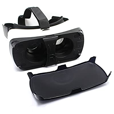 Eicoosi 3D Virtual Reality Headset/Glasses for 4.5-5.5 inches Smartphone