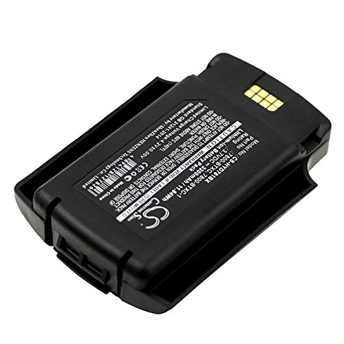 Xsplendor Replacement Battery for Honeywell Dolphin 7600, Dolphin 7600 II Part NO 7600-BTEC, 7600-BTXC, 7600-BTXC-1