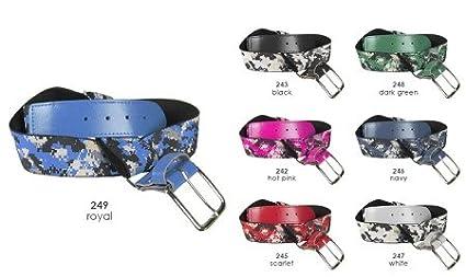 761cc68b61c Amazon.com   New! Digital Camo Baseball Softball Belts (Youth   Adut ...