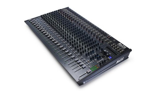 Alto Professional Live 2404 | 24-Channel / 4-Bus Mixer with 18 XLR Inputs (Band Multi Compressor Stereo)