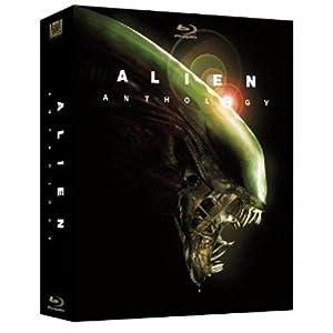 Cover Image for 'Alien Anthology'