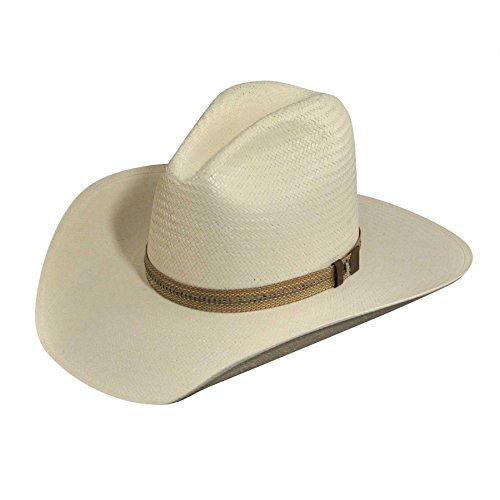 Bailey Western Mens S1404D Garvan Cowboy Hats, Natural - 7 '1/2'