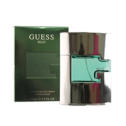 Guess Man Agua de Colonia - 75 ml