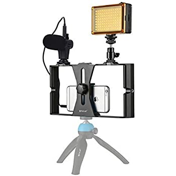 Amazon Com Smartphone Rig Stabilizer For Video Recording