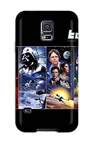 KCowLWN6496axaYD Case Cover Protector For Galaxy S5 Star Wars Case