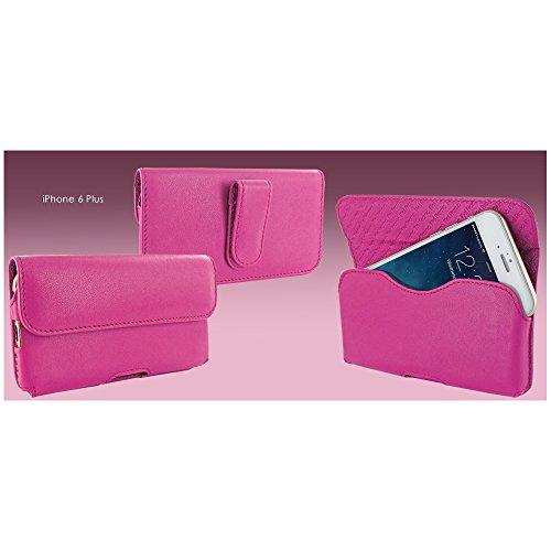PIELFRAMA 688P Case HorizontalApple iPhone 6 Plus in fuchsia