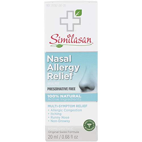 Similasan Nasal Allergy Relief, 0.68 Ounce - 2 per case.