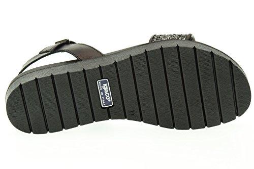IGI&CO sandalo zeppa Art.58020 (39)