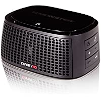 Monster ClarityHD Precision Micro Bluetooth Speaker, Black