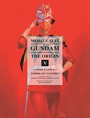 V Series Mobile (Mobile Suit Gundam: THE ORIGIN, Volume 5: Char & Sayla)