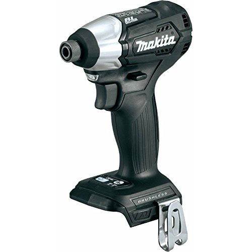 Makita XDT15ZB 18V LXT Lithium-Ion Sub-Compact Brushless Cordless Impact Driver (Renewed)