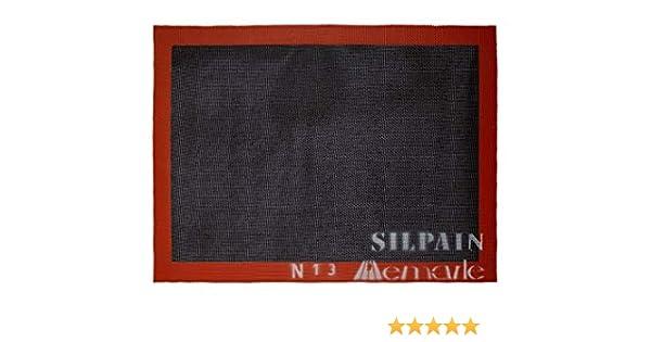 Esterilla para hornear Silpain, 400x300 mm: Amazon.es: Hogar