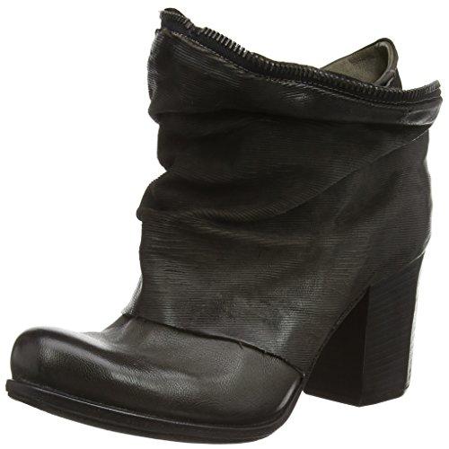 Grau Gray Smoke Women's S Length 98 Lined 0101 Classic Boots 507206 A Half Cold Ba7Uq