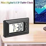 Digital LCD Vehicle Car Clock with Calendar